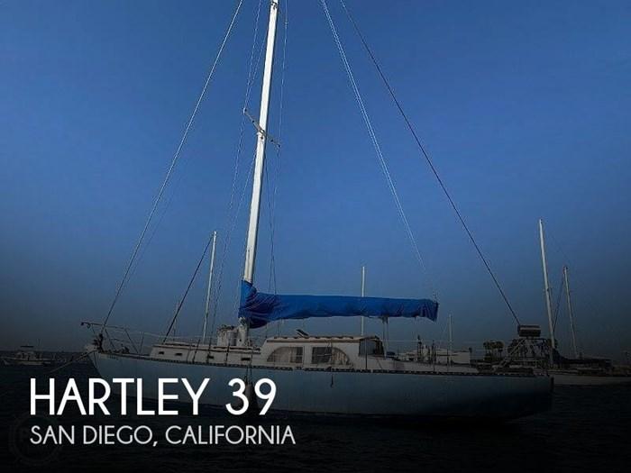 1982 Hartley 39 Photo 1 sur 20