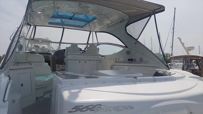 2008 Cruisers Yachts 560 Express Photo 7 sur 66