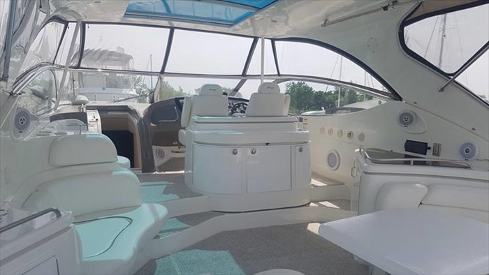 2008 Cruisers Yachts 560 Express Photo 13 sur 66