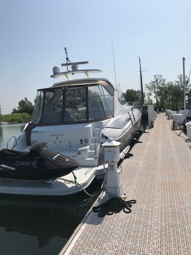 2008 Cruisers Yachts 560 Express Photo 10 sur 66