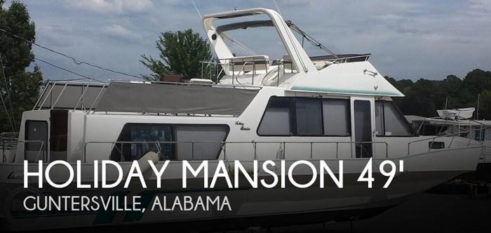 1997 Holiday Mansion Coastal Commander 490 Photo 1 sur 20