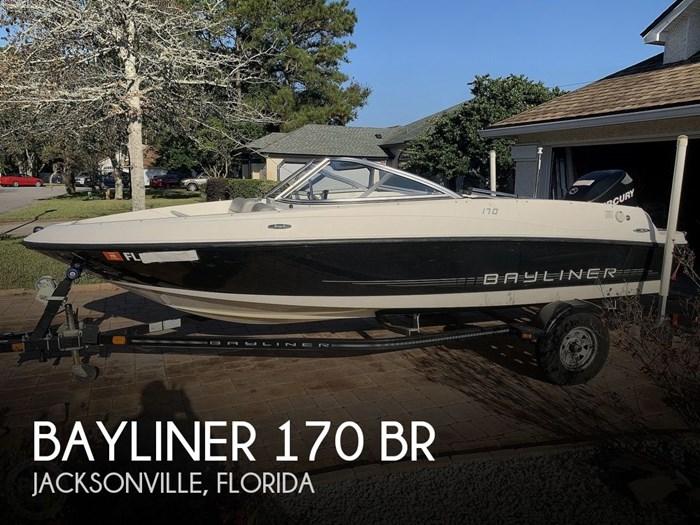 2012 Bayliner 170 BR Photo 1 sur 20