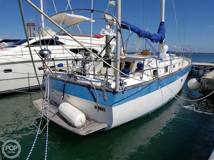 1981 Lancer Yachts 42 Masthead Sloop Photo 11 sur 20