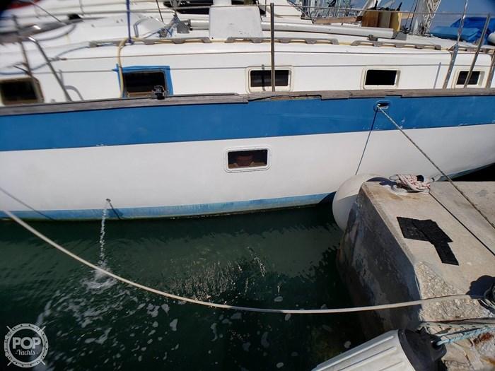 1981 Lancer Yachts 42 Masthead Sloop Photo 19 sur 20