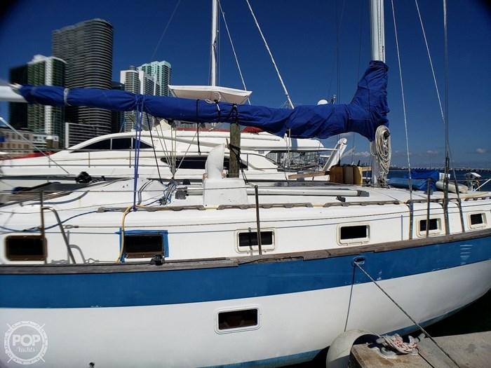 1981 Lancer Yachts 42 Masthead Sloop Photo 20 sur 20