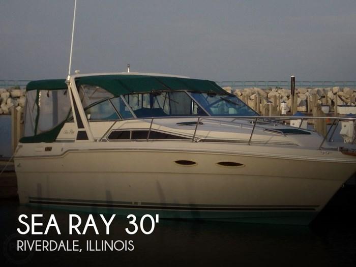 1988 Sea Ray 300 Weekender Photo 1 sur 20
