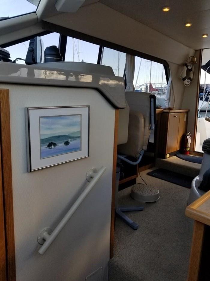 2000 Bayliner Command Bridge Motoryacht Photo 22 of 51