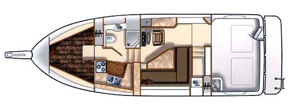 2000 Bayliner Command Bridge Motoryacht Photo 51 of 51