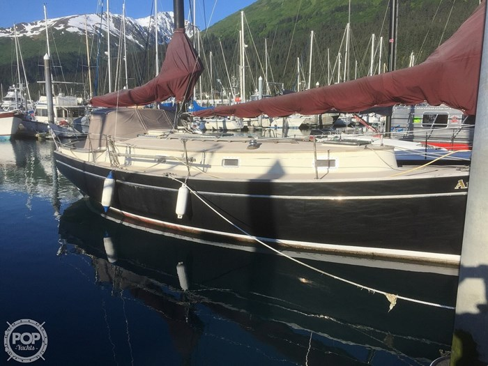 1981 Freedom Yachts Cat-Ketch 33 Photo 14 sur 15