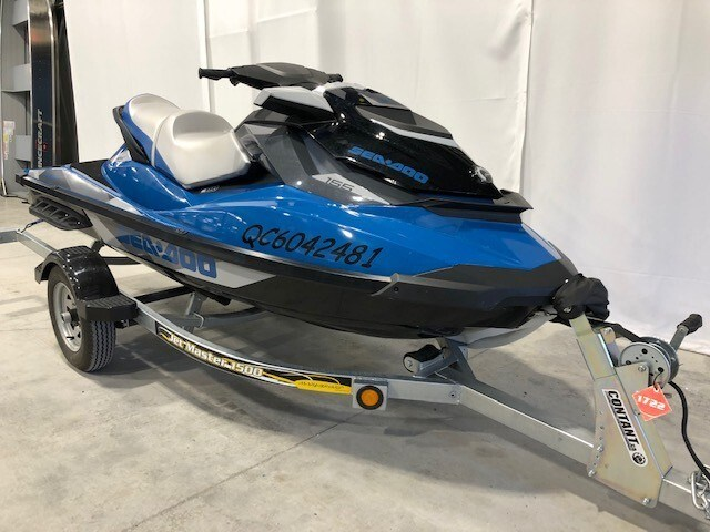 2018 Sea-Doo GTI SE 155 Photo 2 of 7