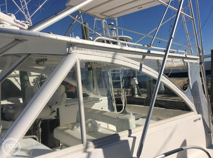 2007 Luhrs 41 Open Photo 11 of 20