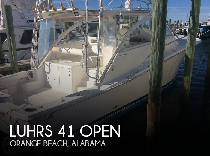 2007 Luhrs 41 Open Photo 1 of 20