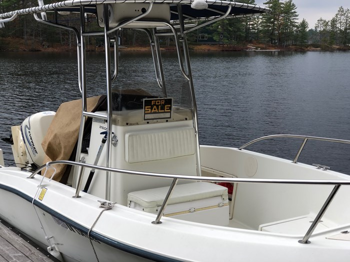 2005 SEA BOSS 210 CC Photo 1 of 17