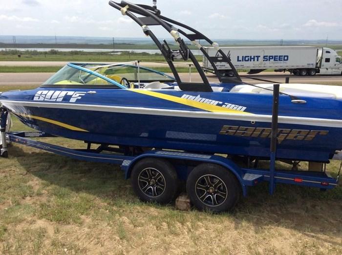 2018 Sanger Boats V237 Photo 6 sur 17