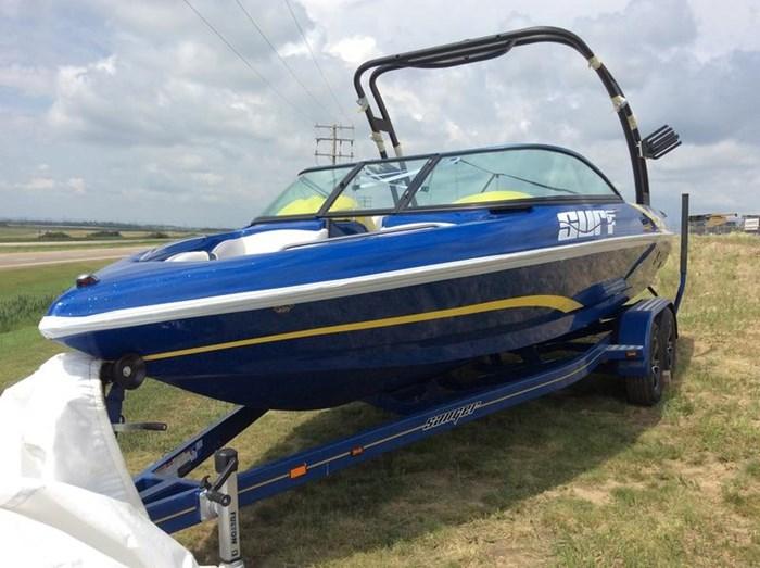 2018 Sanger Boats V237 Photo 7 sur 17