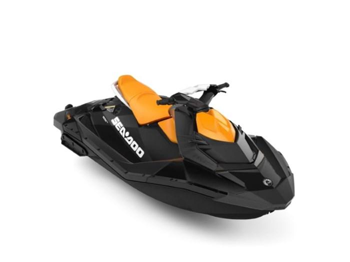 2019 Sea-Doo Spark® 2-up Rotax® 900 HO ACE™ IBR & CON Photo 1 of 1