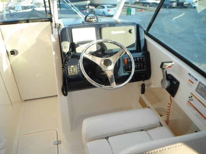 2014 Pursuit DC 265 Dual Console Photo 5 of 23