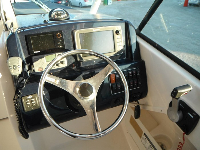 2014 Pursuit DC 265 Dual Console Photo 6 of 23