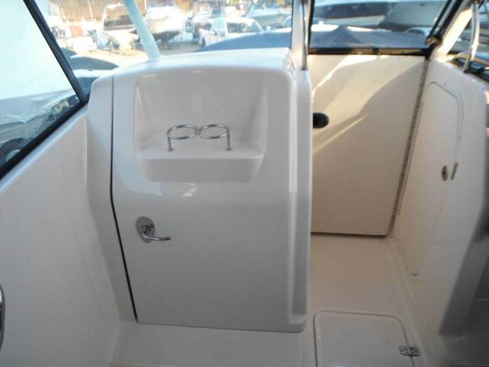 2014 Pursuit DC 265 Dual Console Photo 16 of 23