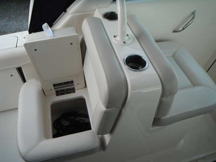 2014 Pursuit DC 265 Dual Console Photo 20 of 23