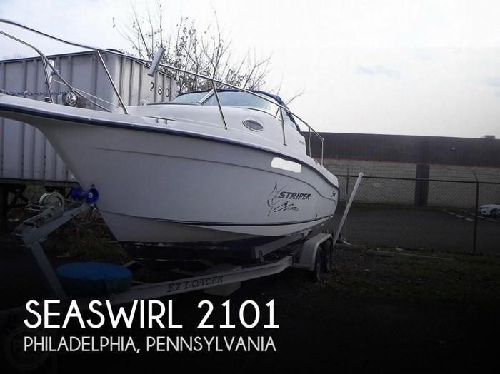 2004 Seaswirl 2101 Photo 1 of 20