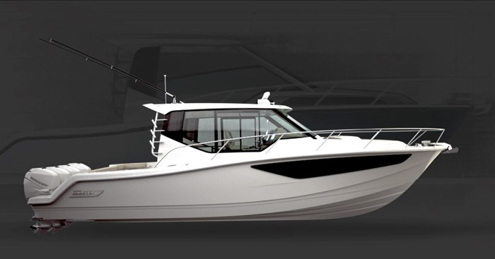 2020 Boston Whaler 405 Conquest Photo 5 sur 19