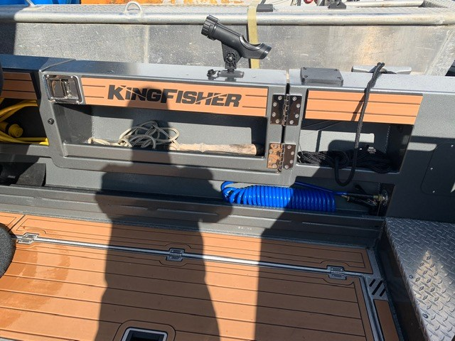 2019 King Fisher 3125 Photo 5 of 24