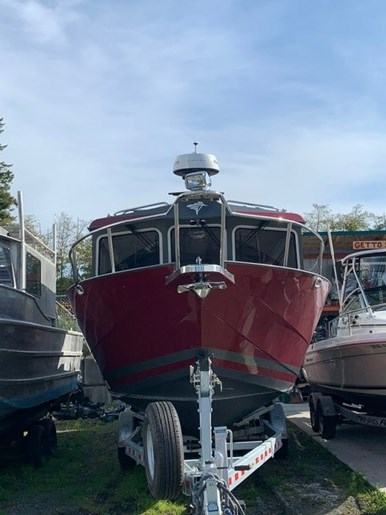 2019 King Fisher 3125 Photo 1 of 24