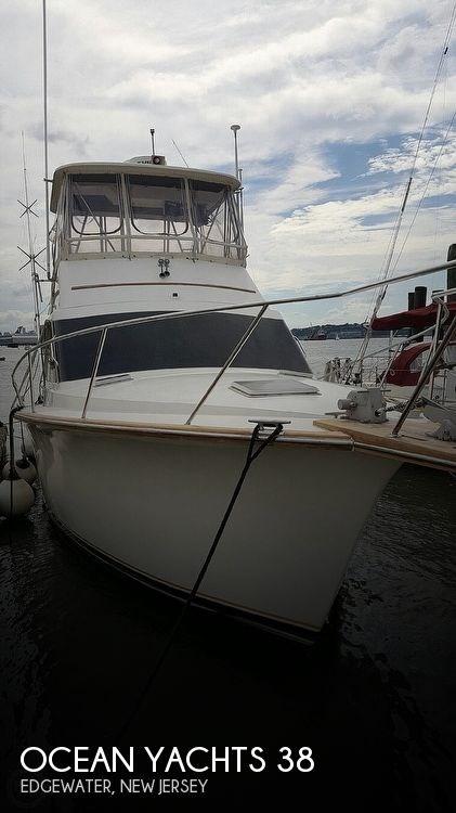 1988 Ocean Yachts 38 Super Sport Photo 1 sur 21