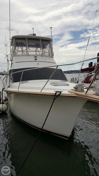 1988 Ocean Yachts 38 Super Sport Photo 4 sur 21