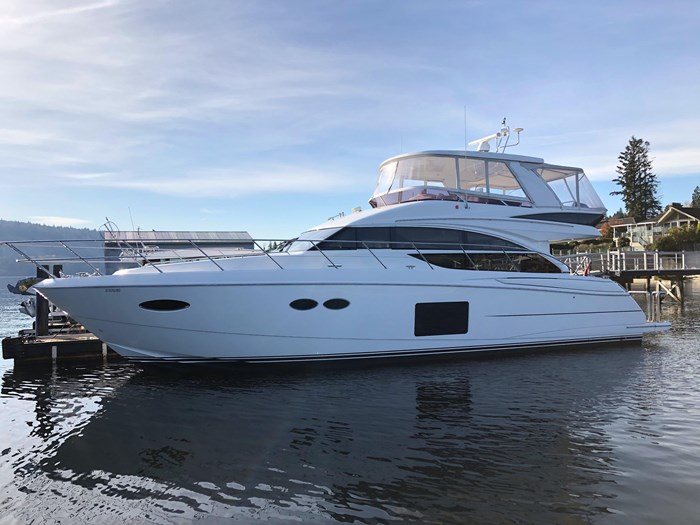 2016 Princess 56 FlyBridge Photo 1 sur 76
