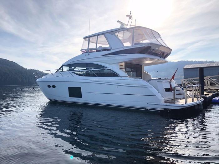 2016 Princess 56 FlyBridge Photo 2 sur 76
