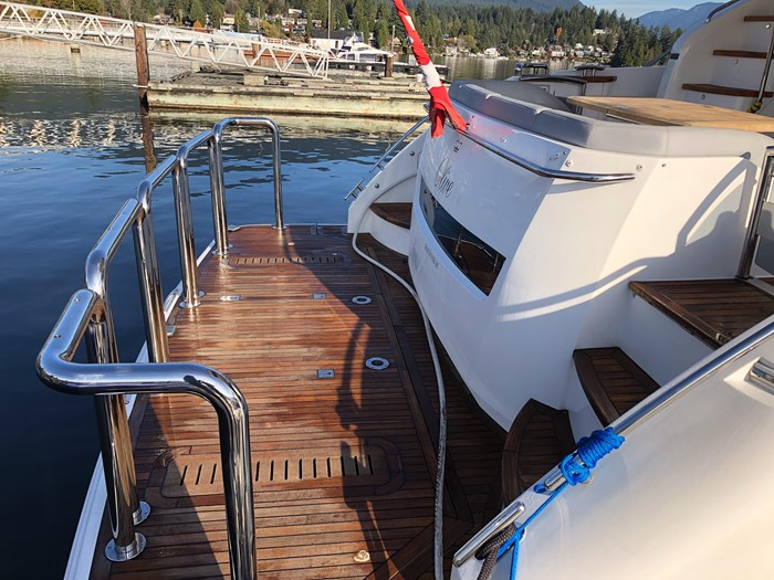 2016 Princess 56 FlyBridge Photo 58 sur 76