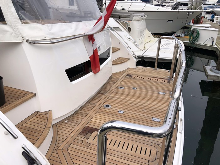 2016 Princess 56 FlyBridge Photo 75 sur 76