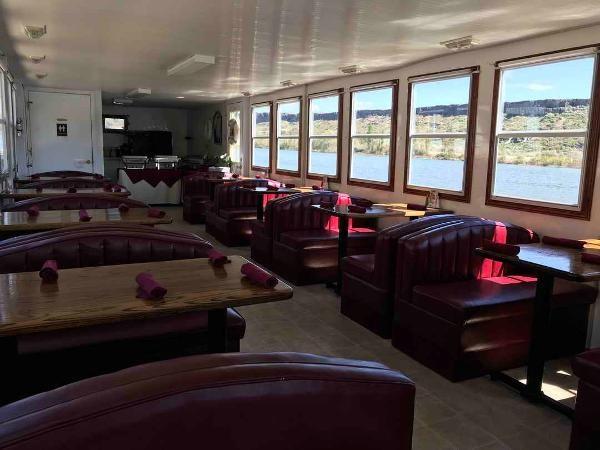 2006 Pontoon Catamaran Tour Boat Photo 8 of 14