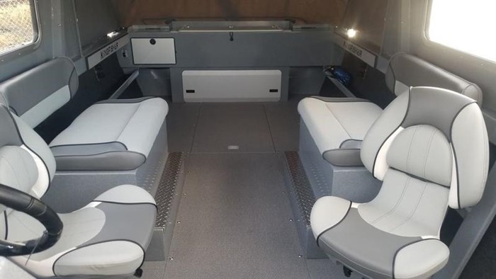 2019 KingFisher 2025 Escape HT Photo 20 of 23