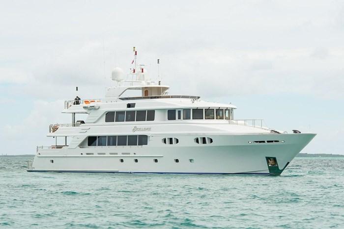 2010 Richmond Yachts Tri-Deck Motor Yacht Photo 1 of 74