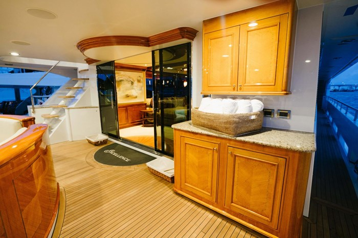 2010 Richmond Yachts Tri-Deck Motor Yacht Photo 5 of 74