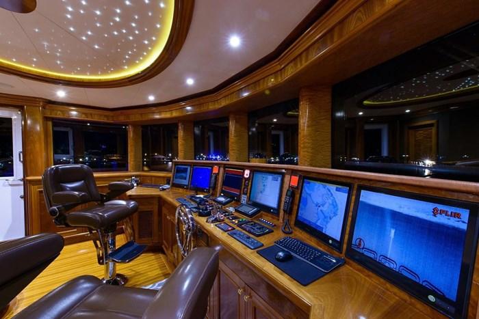 2010 Richmond Yachts Tri-Deck Motor Yacht Photo 60 of 74