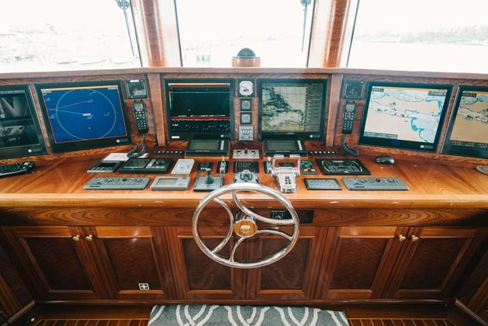 2010 Richmond Yachts Tri-Deck Motor Yacht Photo 63 of 74