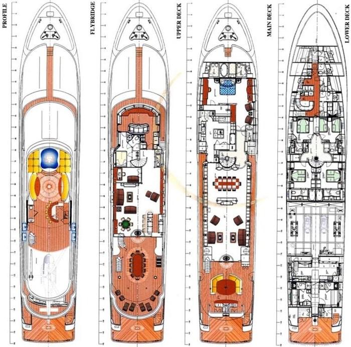2010 Richmond Yachts Tri-Deck Motor Yacht Photo 74 of 74