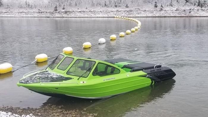 2020 Jet Boat River Boat 19 Hammerhead Photo 1 of 5