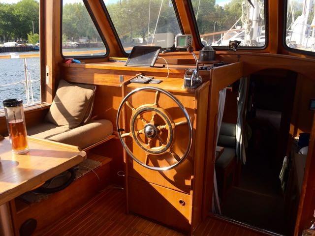 1986 Siltala Yachtts Nauticat 33 Photo 3 of 14