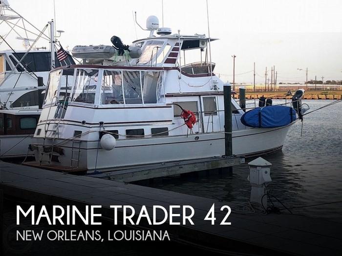 1984 Marine Trader 42 Photo 1 sur 20