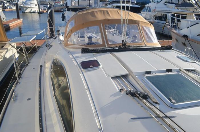 2005 Jeanneau Sun Odyssey 54 DS Photo 19 sur 73