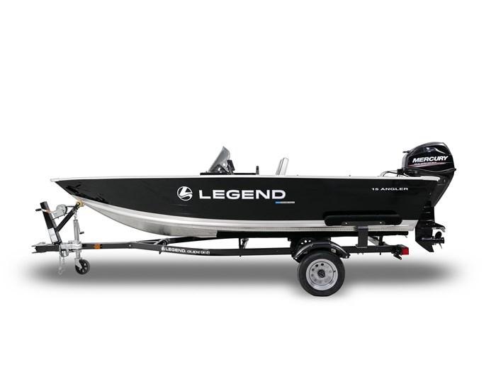 2020 Legend 15 Angler Photo 4 of 6