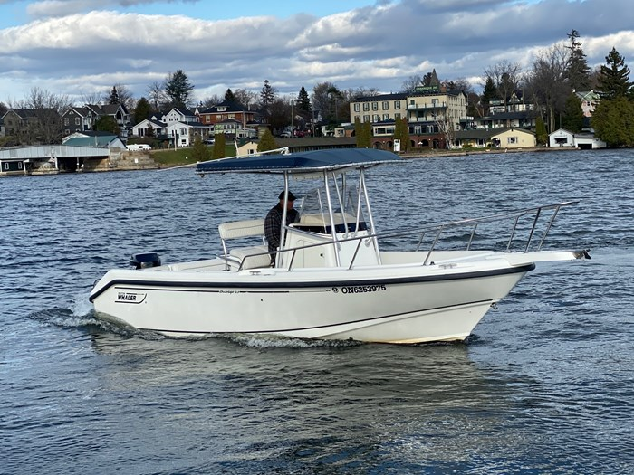 2001 Boston Whaler 230 Outrage Photo 5 sur 14