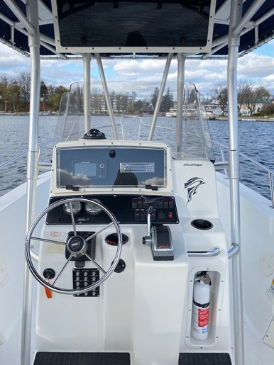 2001 Boston Whaler 230 Outrage Photo 12 sur 14