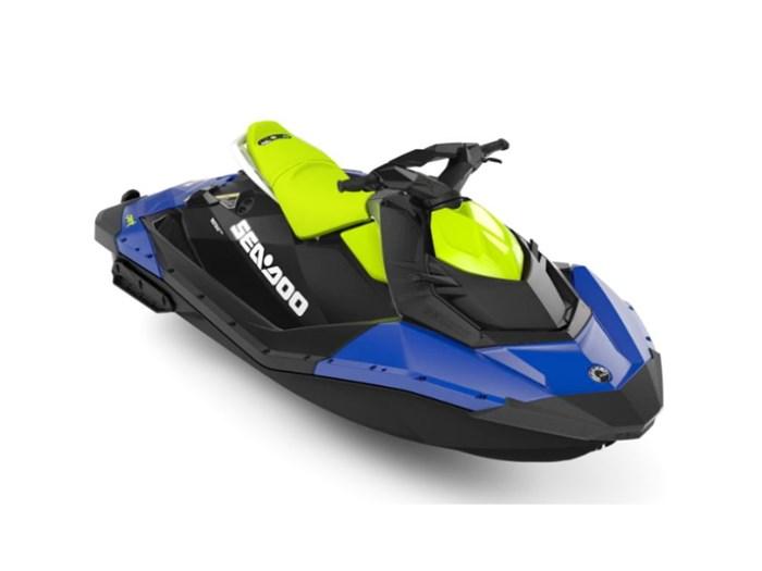 2020 Sea-Doo Spark® 2-up Rotax® 900 ACE™ - 90 IBR & C Photo 3 of 3