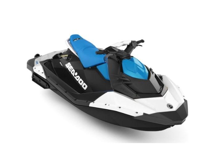 2020 Sea-Doo Spark® 2-up Rotax® 900 ACE™ - 90 IBR & C Photo 1 sur 3